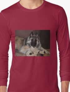 2015 Tervueren with Teddy toy Long Sleeve T-Shirt