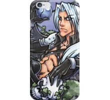 One Winged Fallen Angel  iPhone Case/Skin
