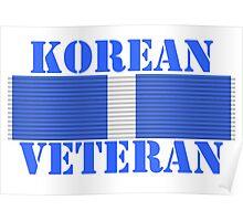 Korean Veteran Poster