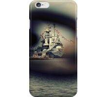 Warship iPhone Case/Skin