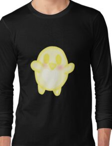 Kawaii Chick Long Sleeve T-Shirt