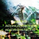 Peace Be Still (In Memory of James E. McGinnis) by Charldia