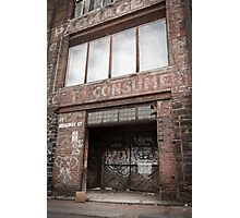 downtown historic asheville series Photographic Print
