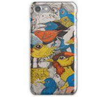 FLOCK TOGETHER iPhone Case/Skin
