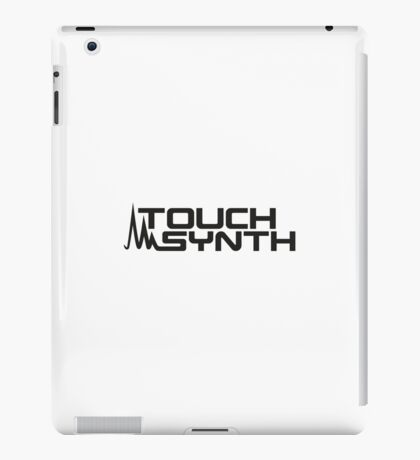 Touch Synth. iPad Case/Skin