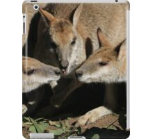 Wallaby Conference iPad Case/Skin