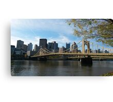 Pittsburgh, PA Canvas Print