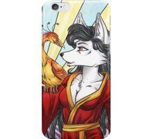 Japanese Kitsune  iPhone Case/Skin