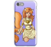 Anime Fox Girl iPhone Case/Skin