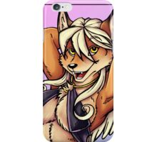 Furry Foxie iPhone Case iPhone Case/Skin