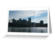 Pittsburgh, PA Greeting Card