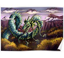 Sky Dragon Poster