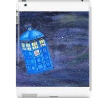All of Time and Space - Doctor Who fan art iPad Case/Skin