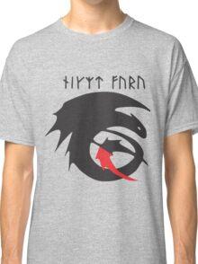 Strike Class Dragon Symbol How to Train Your Dragon HTTYD Classic T-Shirt