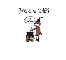 Basic Witches Photographic Print