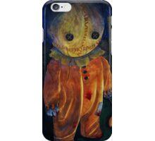 Sam - Trick 'r Treat fan art iPhone Case/Skin