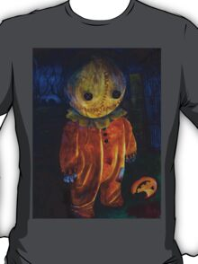 Sam - Trick 'r Treat fan art T-Shirt