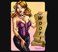 Woot Pinup Girl Unisex T-Shirt