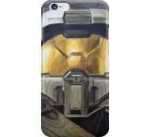 Master Chief - Halo fan art iPhone Case/Skin