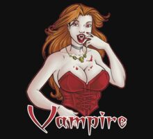 Vampire Chic by cybercat