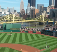 PNC Park - Pittsburgh PA Sticker