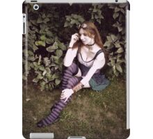 Lillian in Wonderland iPad Case/Skin