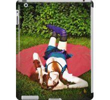 Lillian in Wonderland 2 iPad Case/Skin