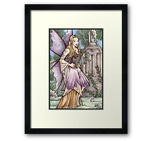 Fanciful Fairy Framed Print