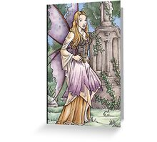 Fanciful Fairy Greeting Card