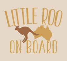 Little roo on Board (Australian pregnancy meternity design) by jazzydevil