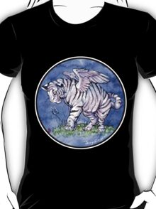 Winged Tiger Cub Shirt T-Shirt