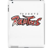 Toronto Raptors iPad Case/Skin