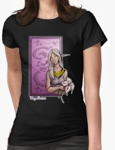 Lilly Elf Womens Fitted T-Shirt