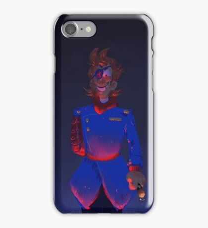 Red Leader iPhone Case/Skin
