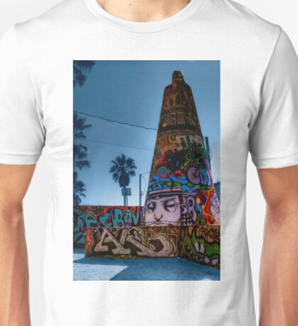 Graffiti Cone Unisex T-Shirt