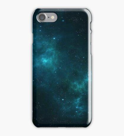 ☾☆Blue Galaxy☆☽ iPhone Case/Skin