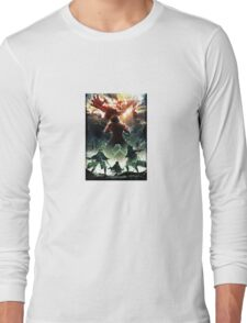 Shingeki no Kyojin - 2  Long Sleeve T-Shirt