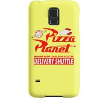 Pizza Planet Samsung Galaxy Case/Skin