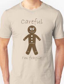 Fragile Cookies Unisex T-Shirt
