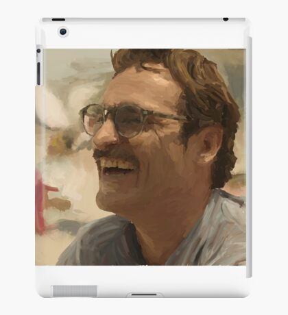 Theodore Twombly iPad Case/Skin