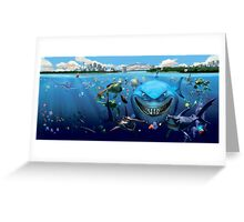 Disney, Finding Nemo and Friends Greeting Card