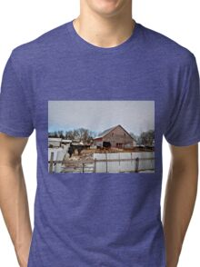 The Cattle Lot Tri-blend T-Shirt