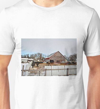 The Cattle Lot Unisex T-Shirt