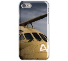 RAF Nimrod maritime aircraft XV240 iPhone Case/Skin