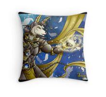 Albinus Anime Style Print Throw Pillow