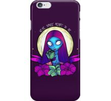 We're Simply Meant To Be iPhone Case/Skin