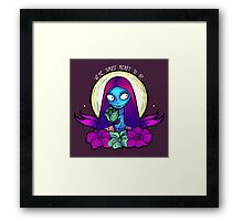 We're Simply Meant To Be Framed Print