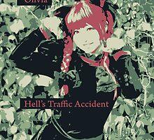 Hell's Traffic Accident by harrishanie
