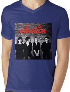 Elastica (Album Cover)  Mens V-Neck T-Shirt