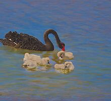 """""""Contentment"""" Pastel painting  by Alison Murphy"""